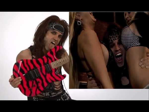 Best Guitar Lesson Ever Satchel of Steel Panther