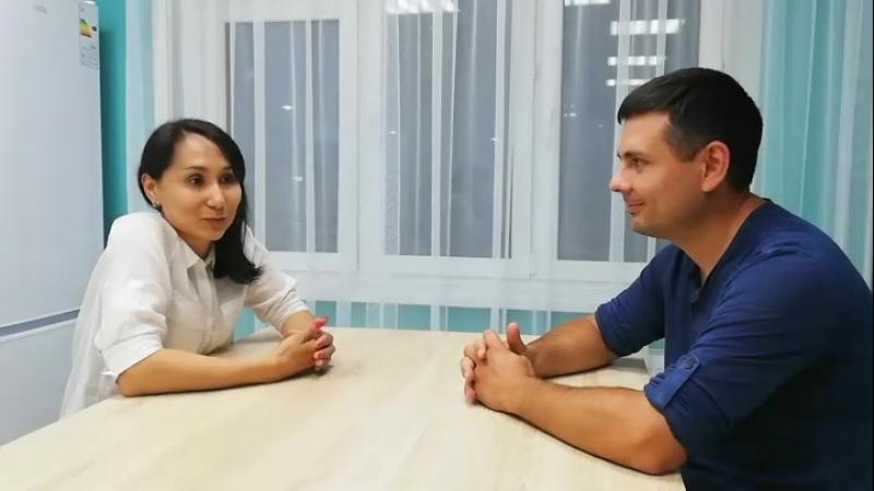 Интервью с куратором занятий Умелые ручки и Мамамалыш