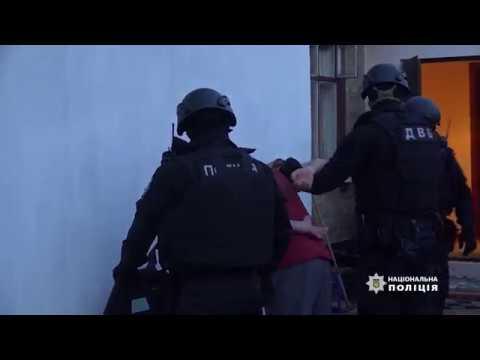 Поліція затримала банду рекетирів, які орудували у столичному регіоні