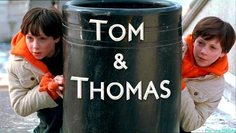 Tom Thomas / The Christmas Twins - UK (2002)[subtitles:🇳🇱🇪🇸🇷🇺]