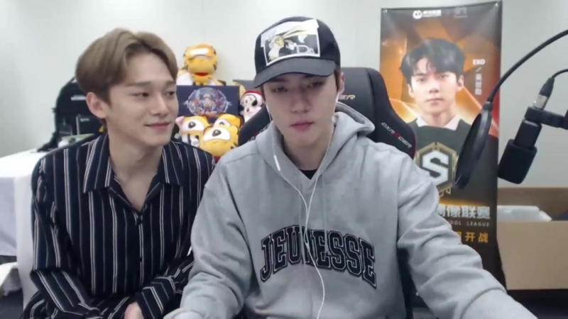 [FULL] 180919 EXO's Sehun @ S.M. Super Celeb League