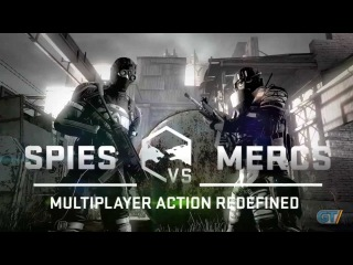 Splinter Cell: Blacklist - Spies vs Mercs