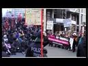 Livestream Frauenmarsch zum Kanzleramt am 9 Juni in Berlin Antifa ruft erneut zu Gegendemo auf