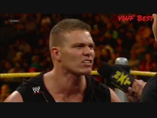 |VWF™| - Promo/RolicTyson Kidd©(Cruiserweight Champion) vs Dolph Ziggler - Wrestlemania 8