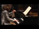 Helene Grimaud -- Bach harpsichord concerto BWV 1052
