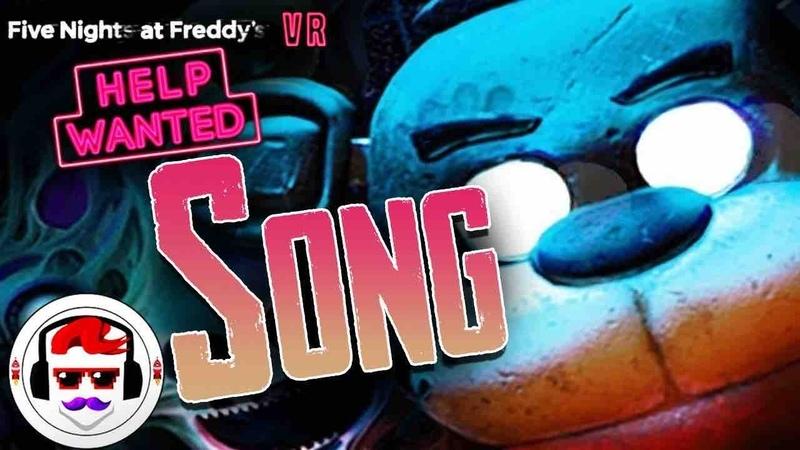 FNAF VR Help Wanted Song Freaks   Rockit Gaming