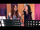 "Momento Musical: Francesca y Camila cantan ""Aprendí a Decir Adiós"" - Violetta 3"