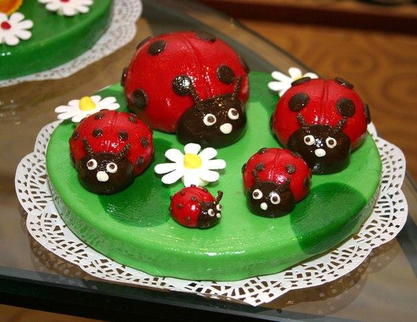 Детские торты калининград