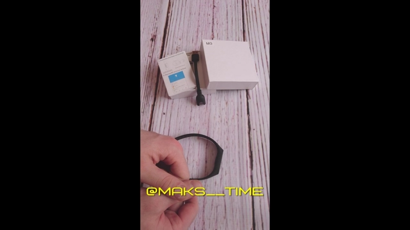 Обзор на крутой Smart fitness браслет М3