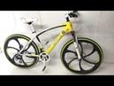 Велосипед BMW X6 на литых дисках