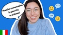 Practice Italian conversation even if you don't live in Italy (IT) | Learn Italian with Lucrezia