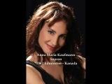 Anna Maria Kaufmann - Catalani - La Wally - Ebben ne andr