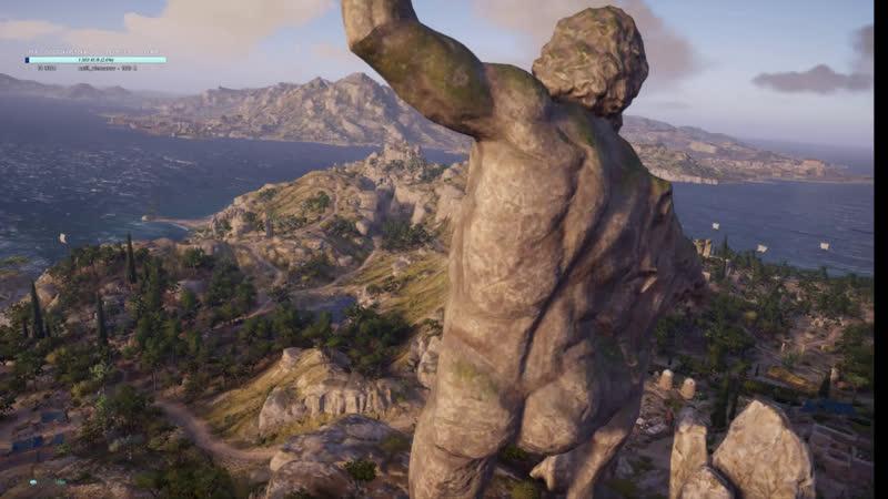 КиЗка -Кассандра в Assassins Creed Odyssey
