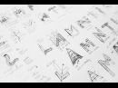 Lamantin Jazz Festival identity concept