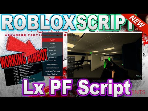 - NEW - 😆OVERPOWERED😆😅 PF SCRIPT✔️ Lx✔️ {FLY}, {NOCLIP}, {ESP}, {AIMBOT} 💎WORKING💎 2018!