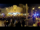 Факельный марш в Харькове