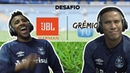 Desafio JBL Jael e Cortez l GrêmioTV