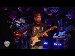 Mike Shinoda - Crossing A Line (HD Radio Sound Space)