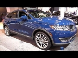 2018 Lincoln MKX - Exterior and Interior Walkaround - 2018 Montreal Auto Show