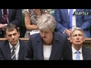 В парламенте Великобритании обсуждают ход расследования инцидентов в Солсбери и Эймсбери
