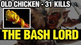 THE BASH LORD - Old Chicken Plays Troll Warlord - Dota 2
