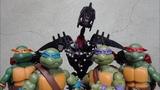 Mascot Reviews TEENAGE MUTANT NINJA TURTLES CLASSICS