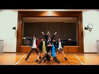 【廃人7人で】HiGH FiVE!! 踊ってみた【廃ファイブ!!】 sm33366367