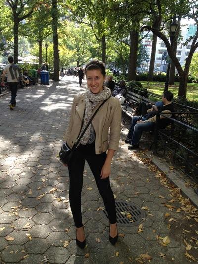 Анна Севастьянова