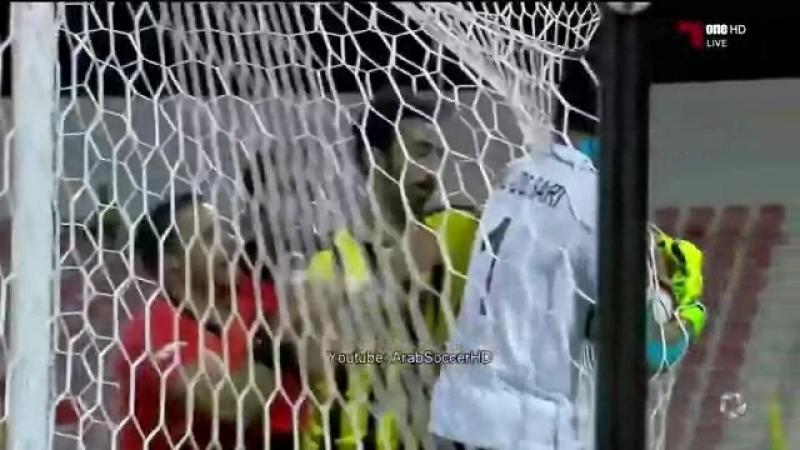 Первый гол Самюэля Это`О в чемпионате Катара