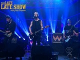 Glasvegas - All I Want Is My Baby (Live at the Late Late Show with Craig Ferguson, 2014)