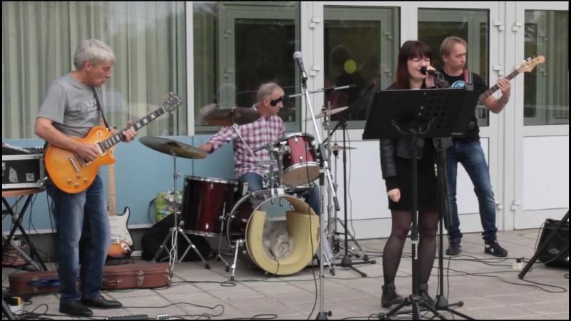 Black Velvet, Группа Колесо фортуны, 16.09.2018. День Парковского микрорайона.