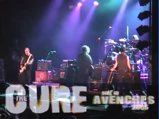 The cure - a letter to elise live in avenches 2005 - 5 cam mix