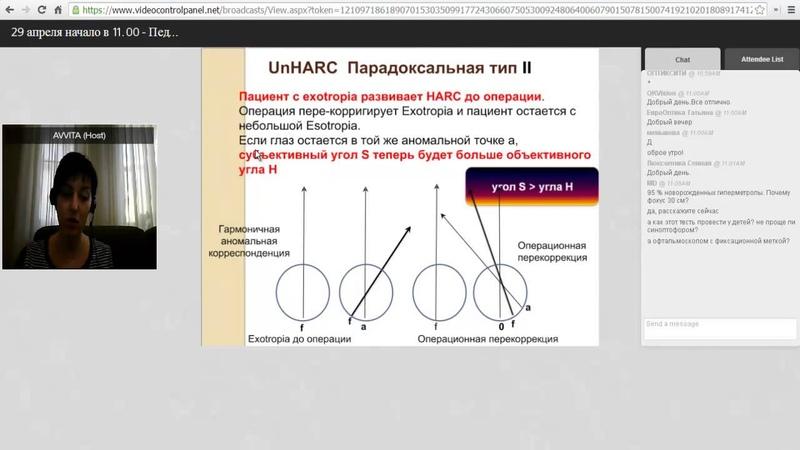 Педиатрическая оптометрия. (29.04.2014. Лектор: Ринская Н.В.)