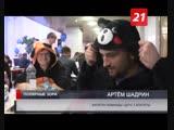 В городе Полярные Зори знатоки соревновались в эрудиции и скорости мысли - репортаж ТВ21