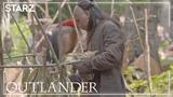Outlander Art Department Tour of the Mohawk Village STARZ