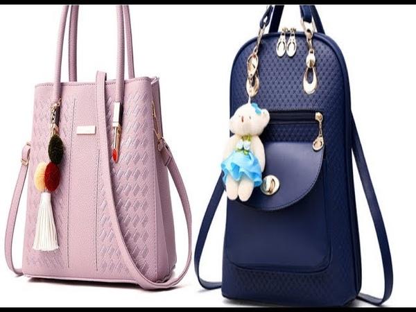 Latest Beautiful Ladies Hand bag Design