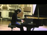 Maria Lettberg performs the Valse D flat major by Scriabin