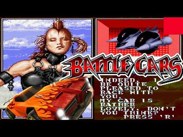 Выпуск 9 Turbo Evgeniy Snes Battle Cars with gameplay