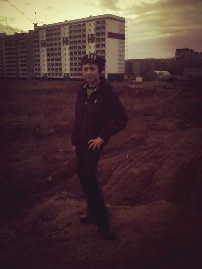 Данил Ломакин, 10 августа 1998, Курган, id139613301