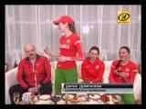 Лукашенко поздравил Дарью Домрачеву c победой на Олимпиаде в Сочи