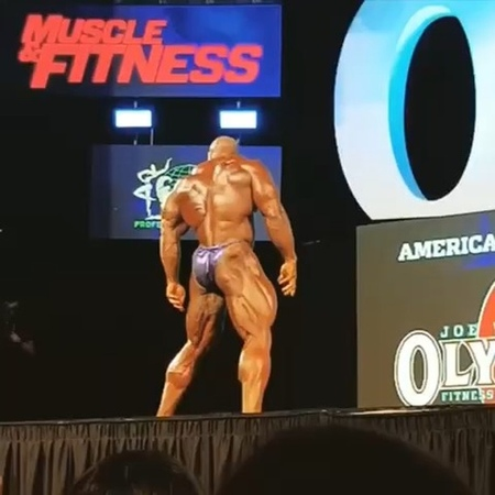 "Dmitry on Instagram ""Фил Хит 8-кратный мистер Олимпия! А как вы думаете друзья,кто мистер Олимпия 2018! @infernokitchen @fc_ultimategym @bodypit_..."