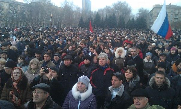 Захватчики Донецкой ОГА шантажируют предпринимателей - Цензор.НЕТ 6851