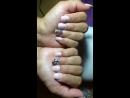 Наращивание ногтей акрил гелем