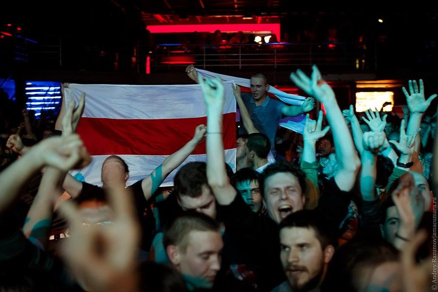 Ляпис Трубецкой Belarus Freedom