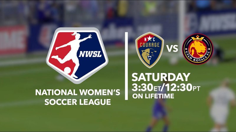 NCvUTA | April 21, 3:30 p.m. ET | NWSL Game of the Week on Lifetime