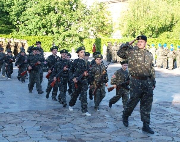 Клуб юних десантників «Гвардія»
