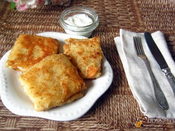 Простое и вкусное блюдо для будничного завтрака или ужина.