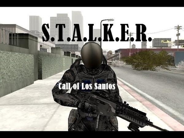 S.T.A.L.K.E.R. Call of Los Santos