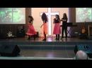 Сценка-танец Куклы-марионетки