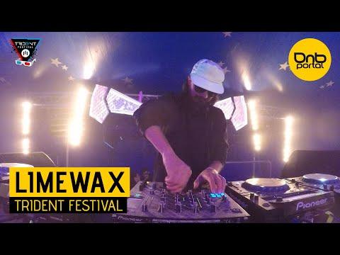 Limewax - Trident Festival 2018 [DnBPortal.com]